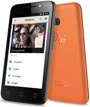 Alcatel Pixi 4 (4) Price in Kenya