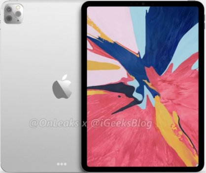 Apple iPad Pro 11 (2020) Price in Indonesia