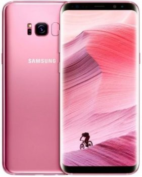 Samsung Galaxy S8 (Rose Pink) Price in USA