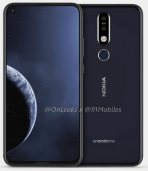 Nokia 8.1 Plus Price in Saudi Arabia