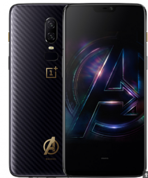 OnePlus 6 Avengers Edition (256GB) Price in Hong Kong