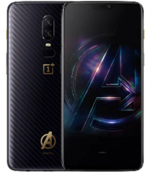 OnePlus 6 Marvel Avengers Limited Edition Price in Oman