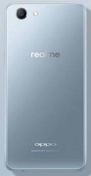 Oppo RealMe 1 Silver Limited Edition Price in Hong Kong