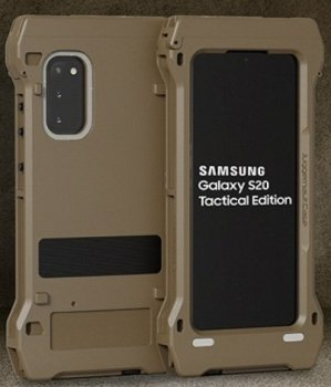 Samsung Galaxy S20 Tactical Edition Price in United Kingdom