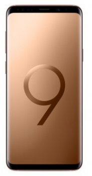 Samsung Galaxy S9 Plus Sunrise Gold Edition Price in Nigeria