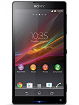 Sony Xperia ZL Price in Singapore