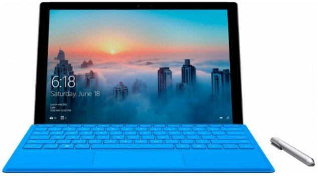 Microsoft Surface Pro 4 - 128GB - Intel Core i5 Price in Qatar