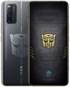 Vivo iQOO 3 5G Transformers Limited Edition Price in Italy