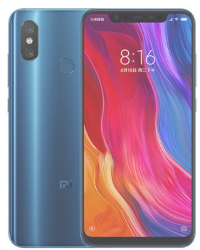 Xiaomi Mi 8 Screen Fingerprint Edition Price in USA