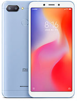 Xiaomi Redmi 6 (4GB RAM) Price in Dubai UAE