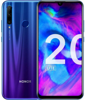 Huawei Honor 20 Lite Price in South Africa