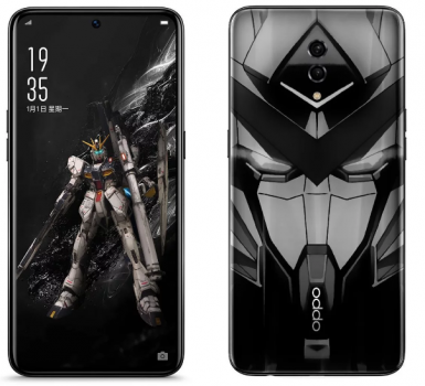 Oppo Reno Gundam Edition Price in USA