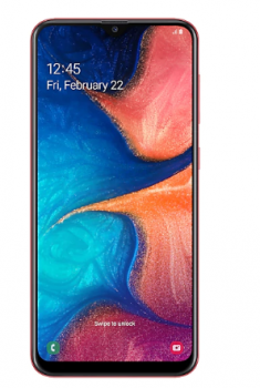 Samsung Galaxy A20s Price in Norway