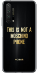 Huawei Honor 20 Pro Moschino Edition